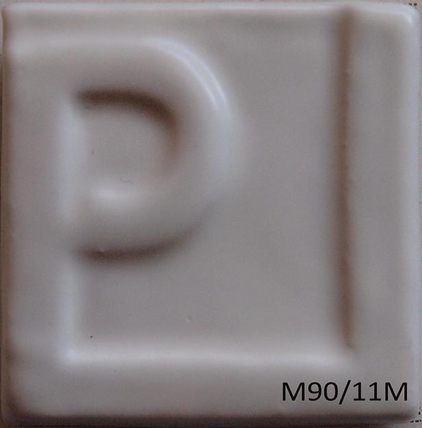 Esmalte blanco opaco mate m 90 11 m k dar cer mica Esmalte para ceramica