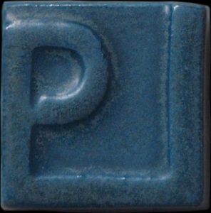 Esmalte azul mate 12705