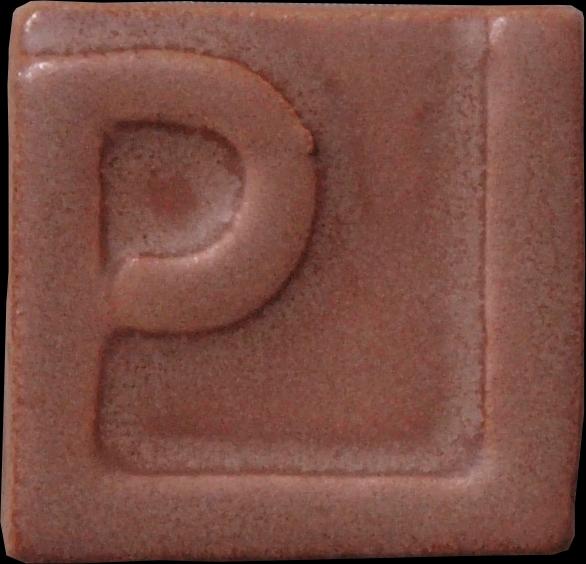 Esmalte marrón rojizo 5132