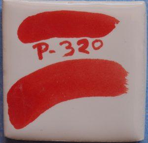 óxido clorante rojo