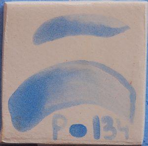 Óxido colorante azul medio