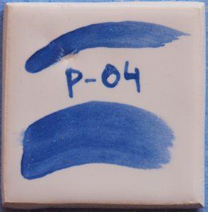 Óxido colorante azul oxcuro