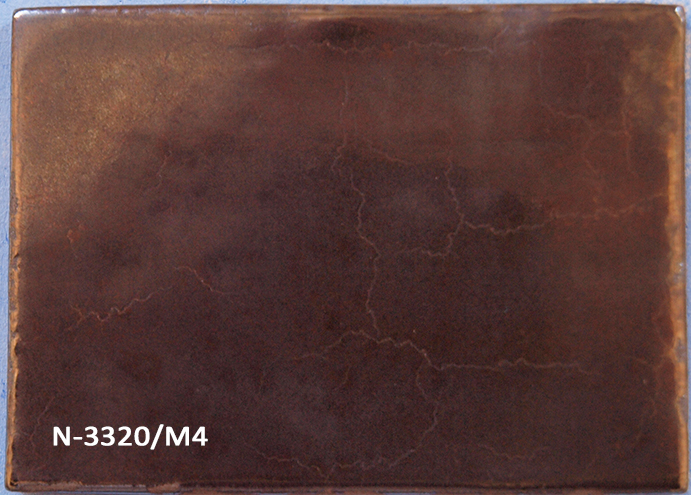 N-3320/M-4 Esmalte negro metalizado