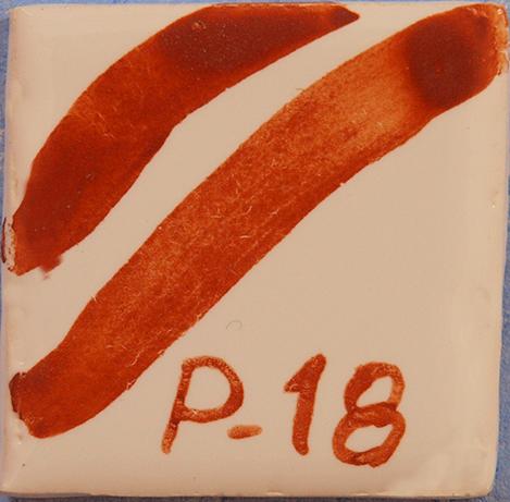 Óxido colorante marrón claro P-18