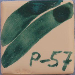 Óxido colorante verde ultramar P-57