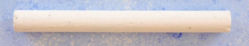 Blanca tiza cerámica