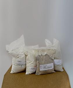 materias primas para ceramica