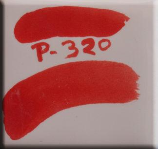 rojo p 320