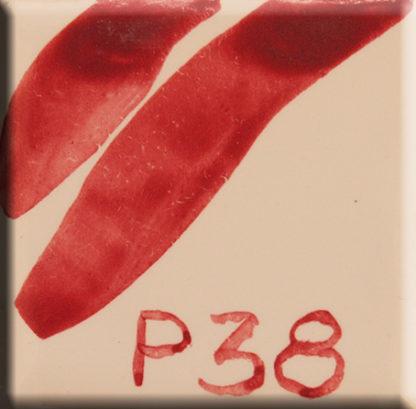 Colorante carmín P-38